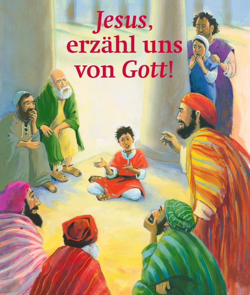 Leitmotiv der Erstkommunionvorbereitung 2019/2020