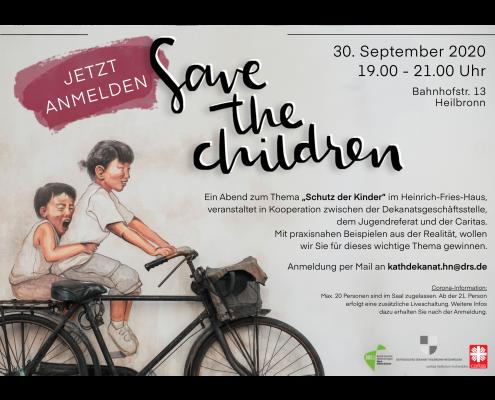 Plakat mit der Einladung zur Veranstaltung